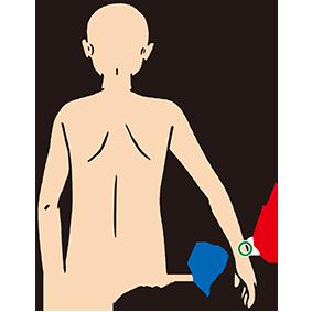 棘上筋の筋力テスト